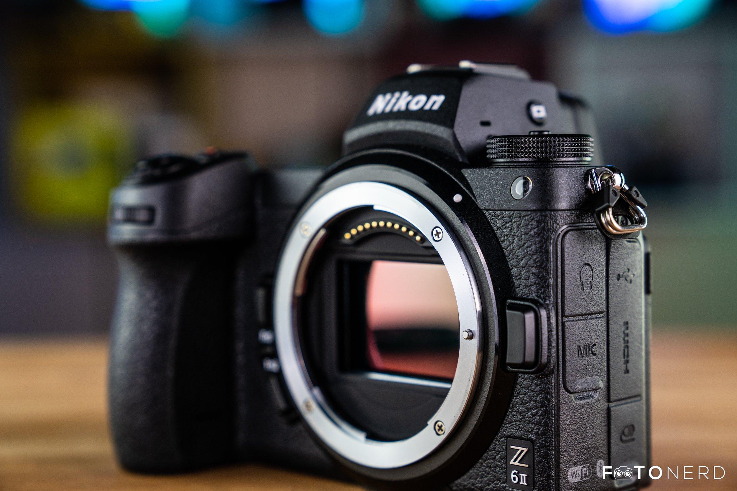Nikon firmware fotocamere z aprile 2021