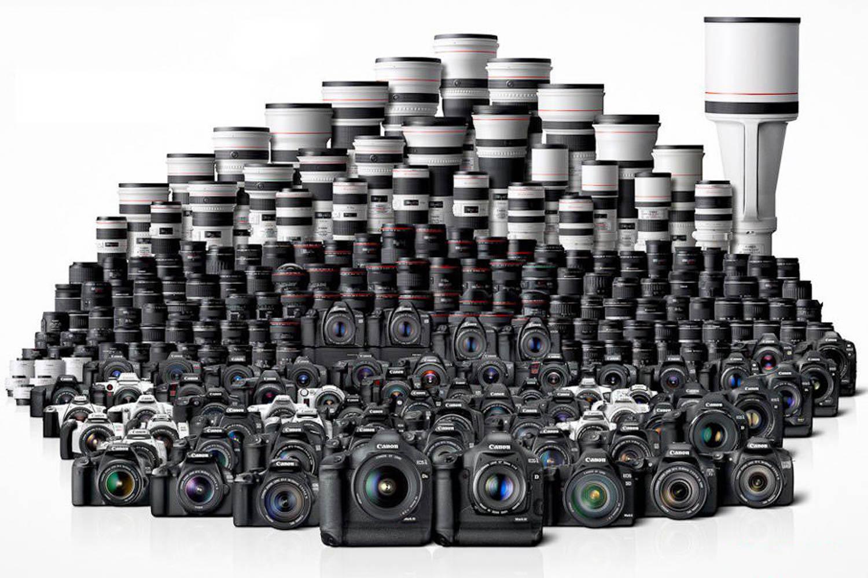 Obiettivi Canon DSLR fuori produzione 2021