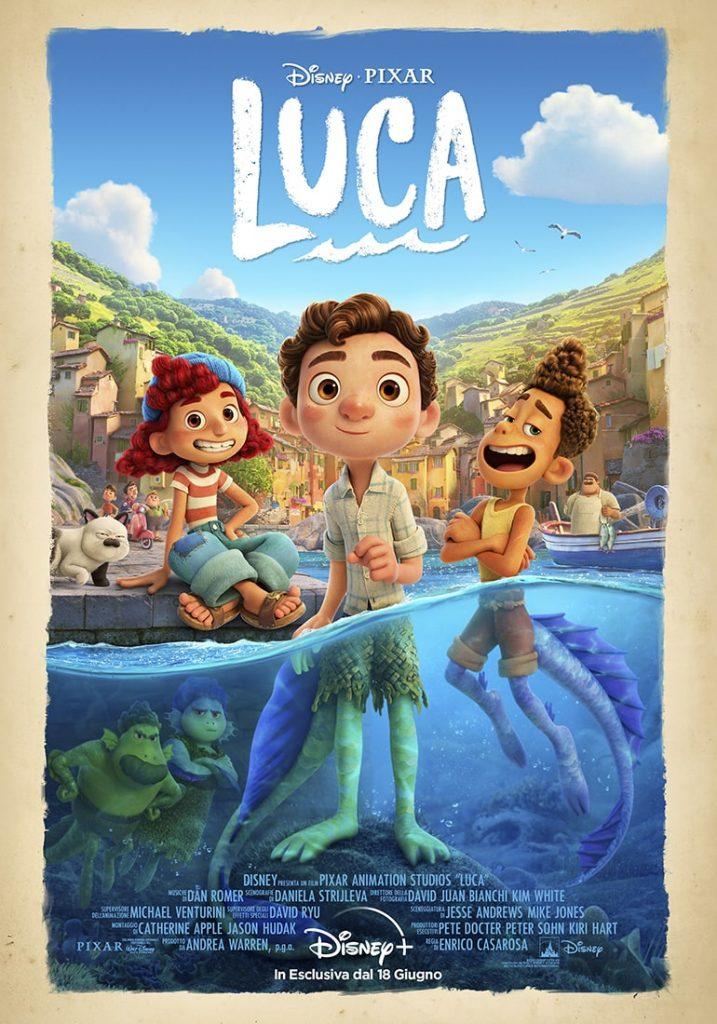 Pixar Luca data di uscita