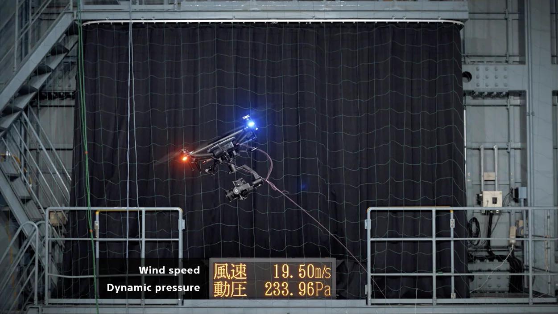 Sony Airpeak test
