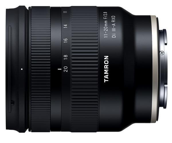 Tamron 11-20mm F 2.8 Di III-A RXD