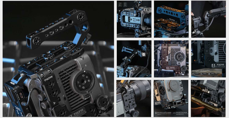 Tilta Camera Cage Sony FX6