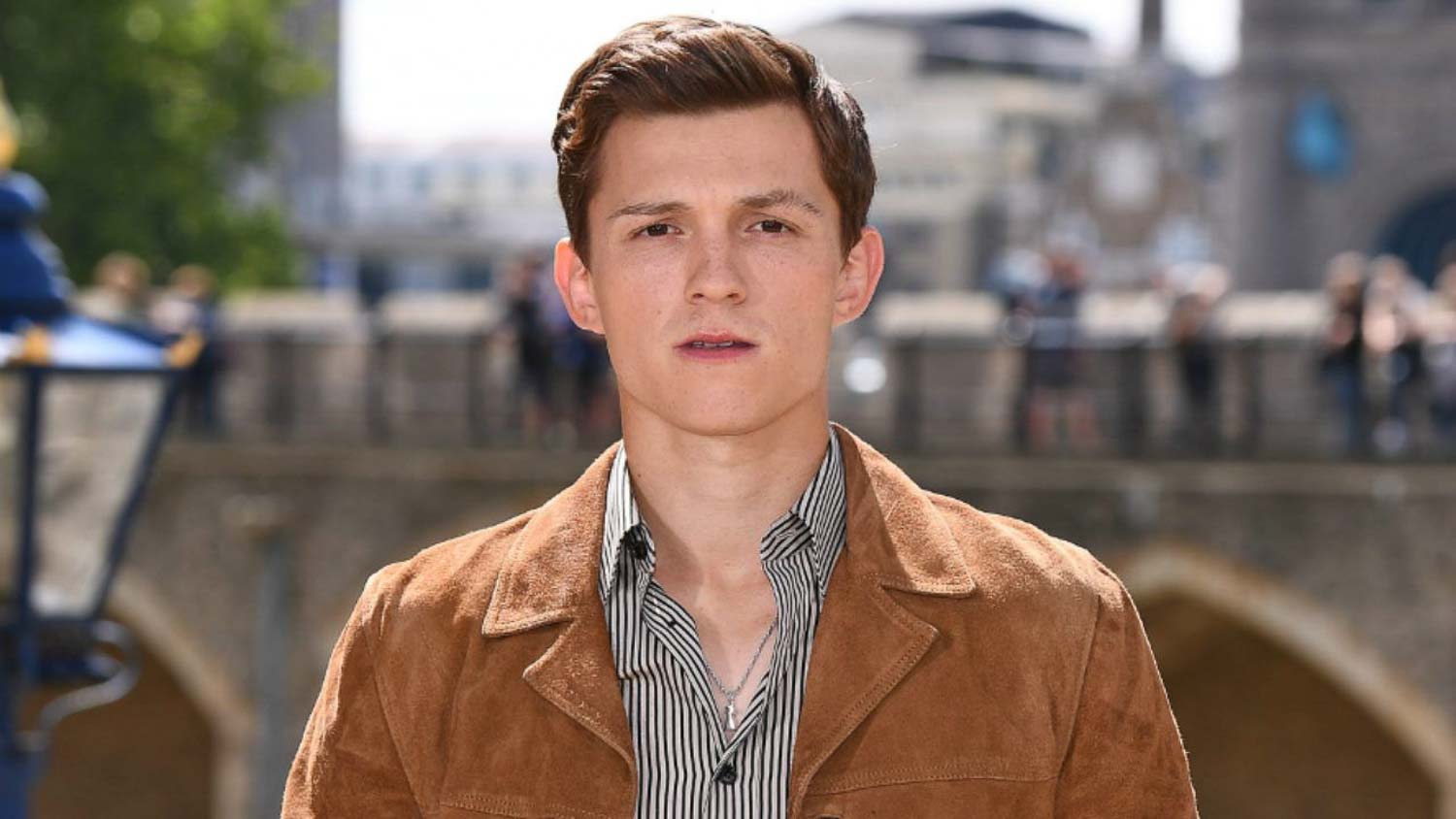 Tom Holland The Crowded Room