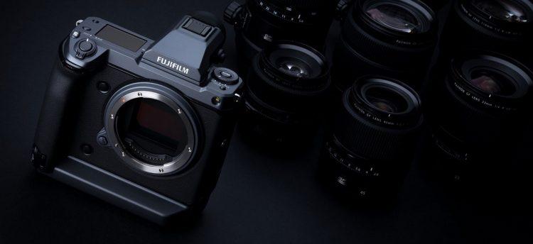 Fujifilm GFX100 firmware 4.0