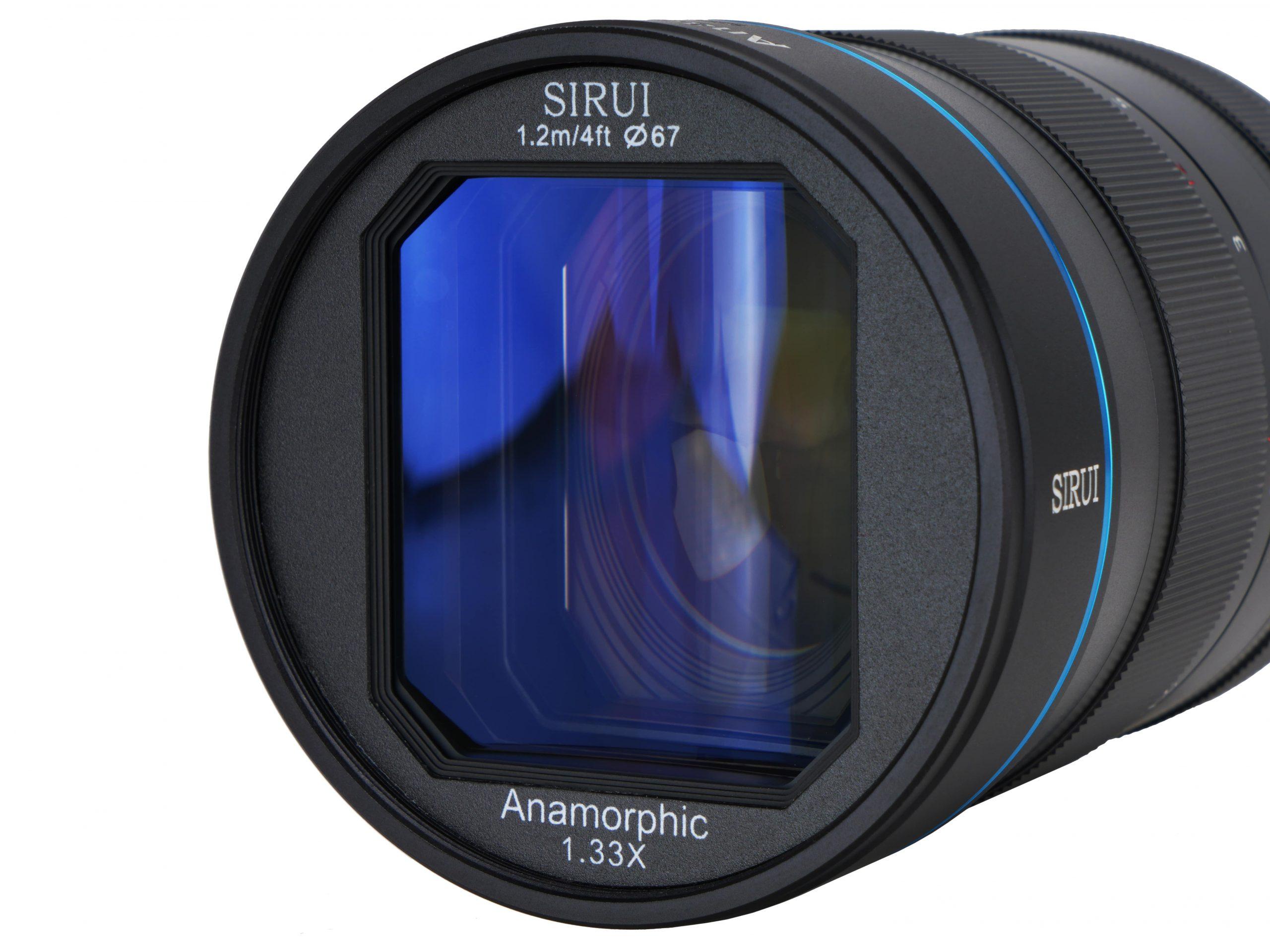 SIRUI 75mm f/1.8 1.33x Anamorphic
