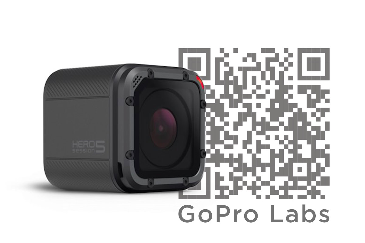 GoPro Labs supporta Hero 5 Session