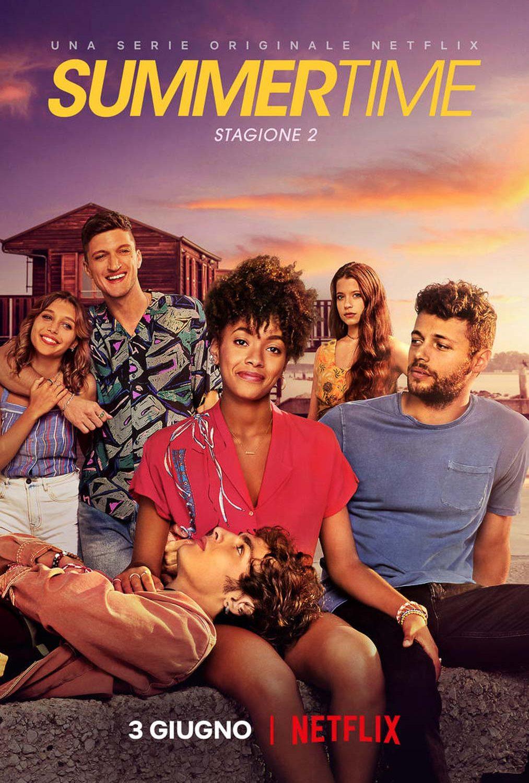 Summertime Netflix stagione 2