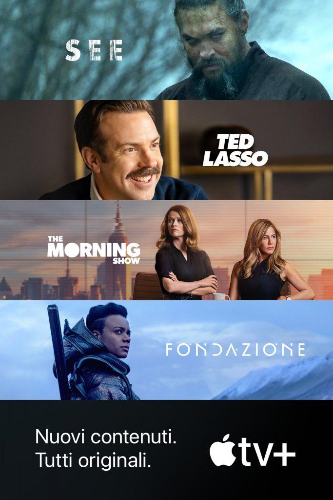 Apple TV plus originals 2021