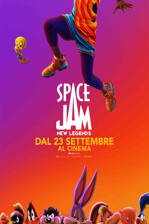 Space Jam 2 data di uscita