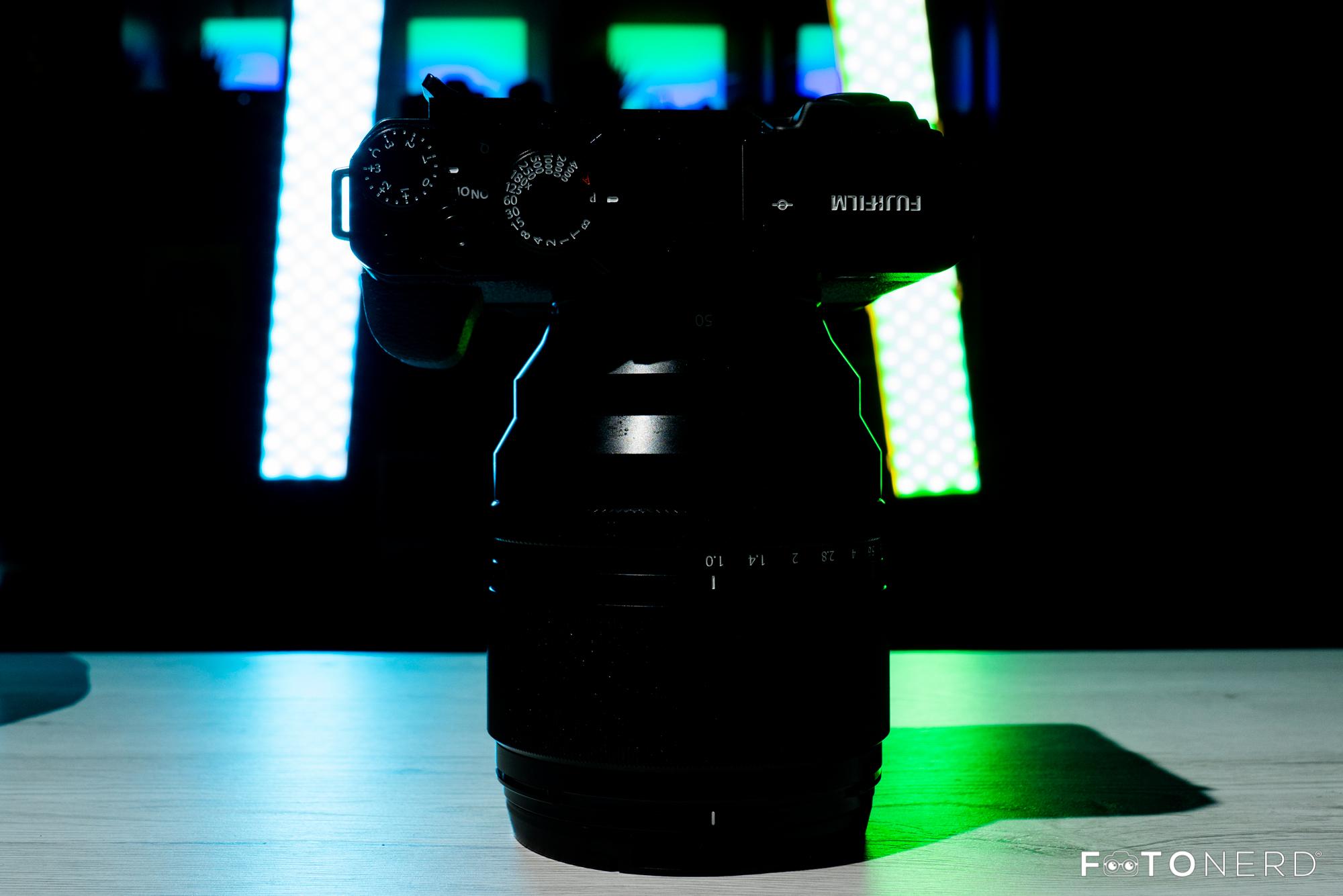 Fujifilm X-E4 recensione