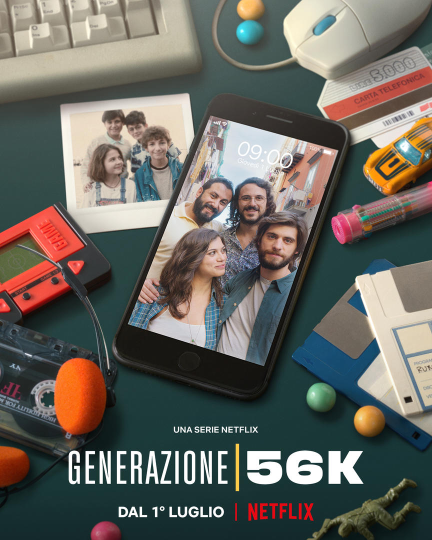Generazione 56K Trailer