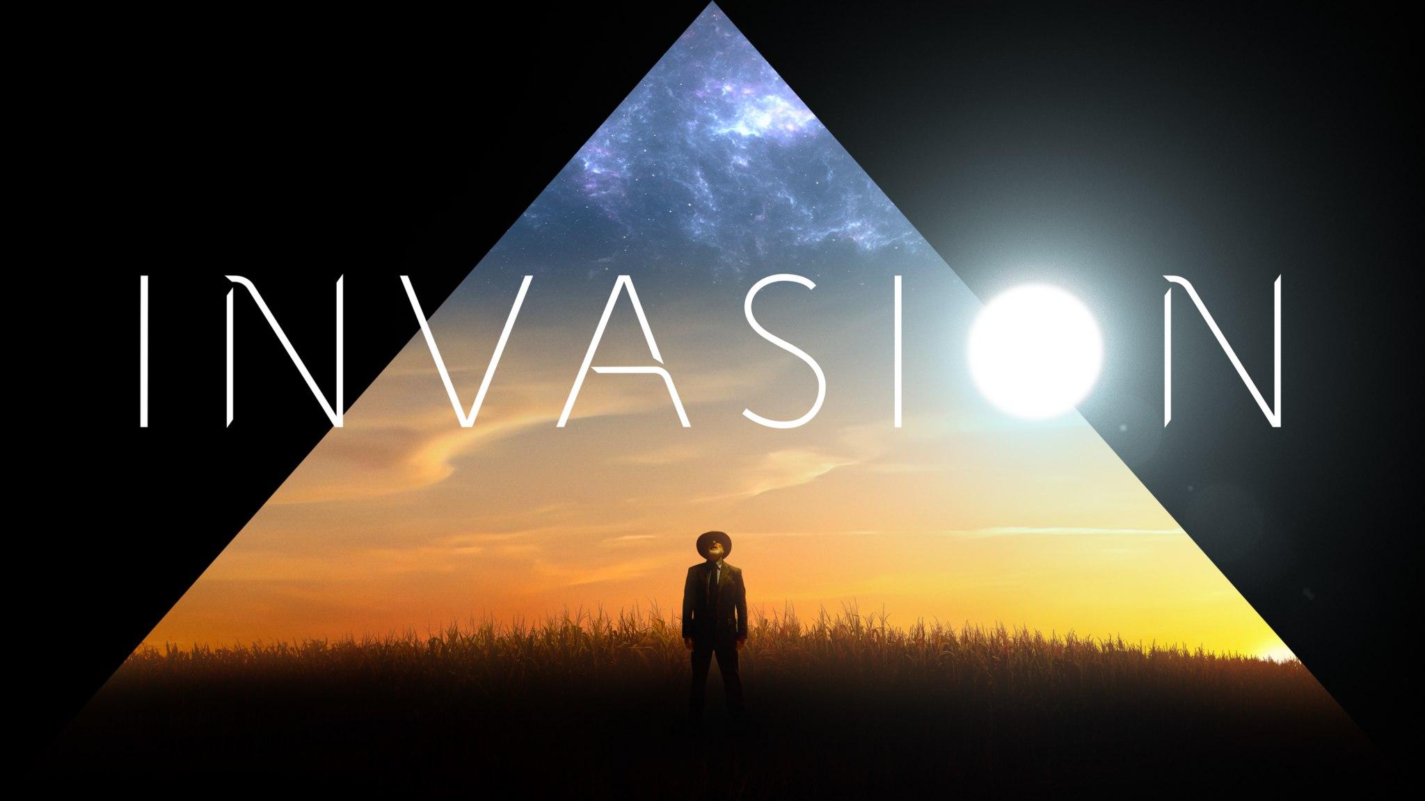 Invasion teaser Apple TV