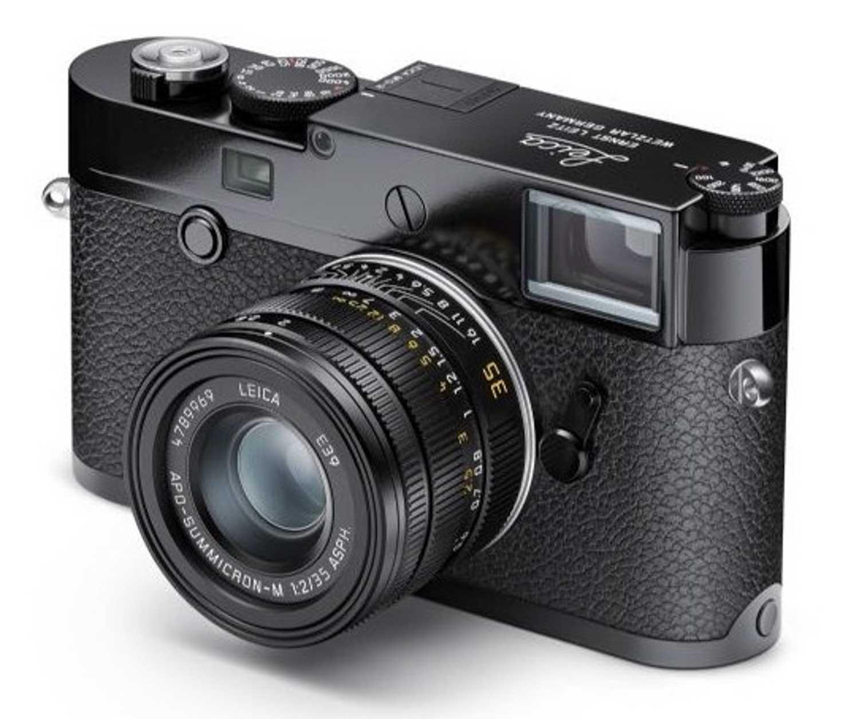 Leica M10R Black Edition