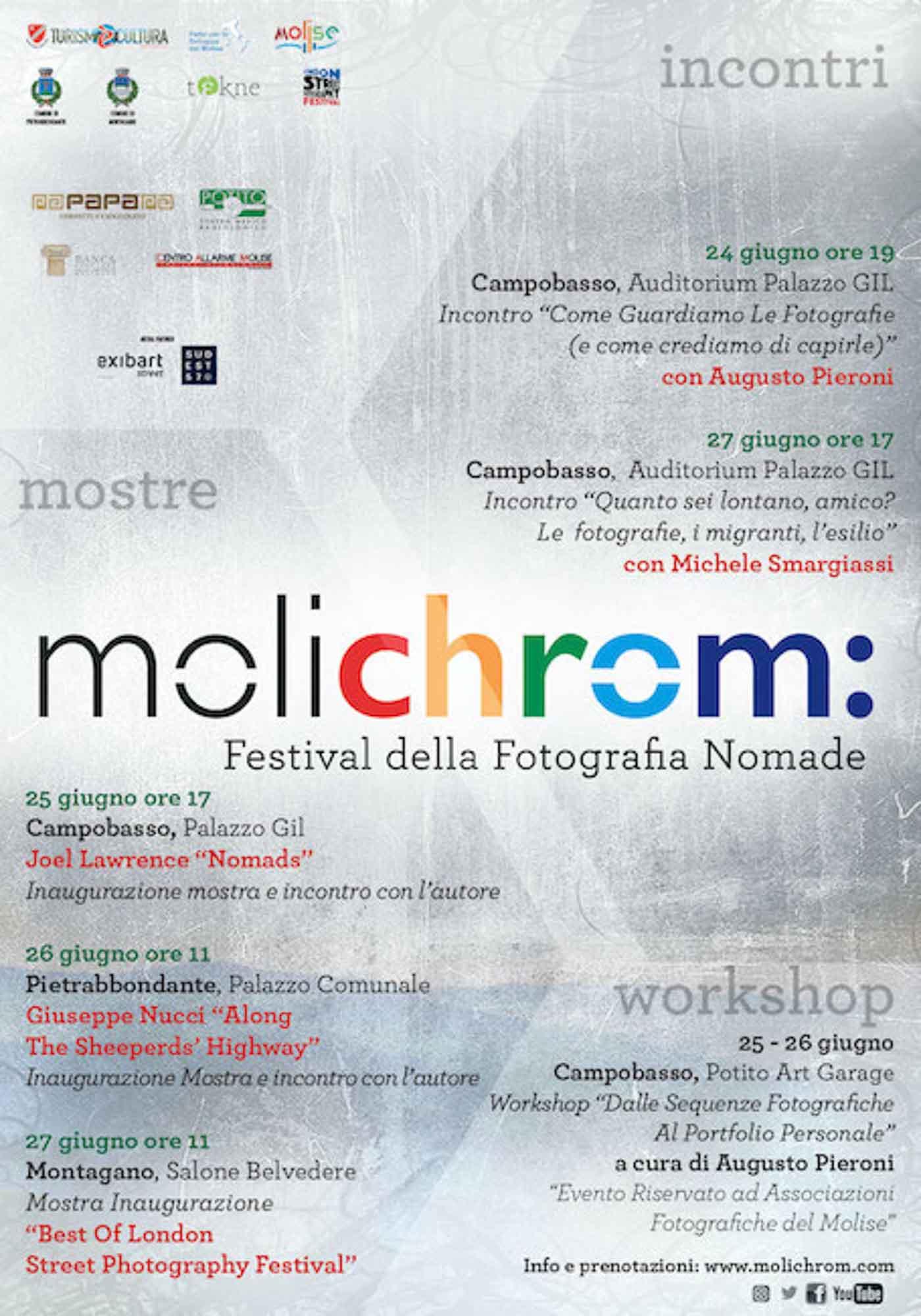 Molichrom Festival Fotografia Nomade 2021
