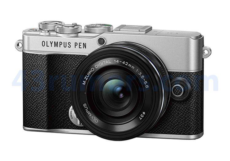 Olympus E-P7 leak immagini