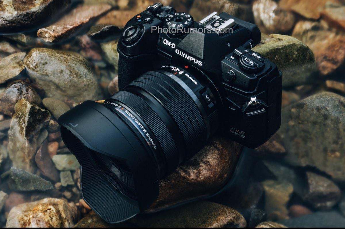 Olympus M.Zuiko ED 8-25mm f/4 PRO