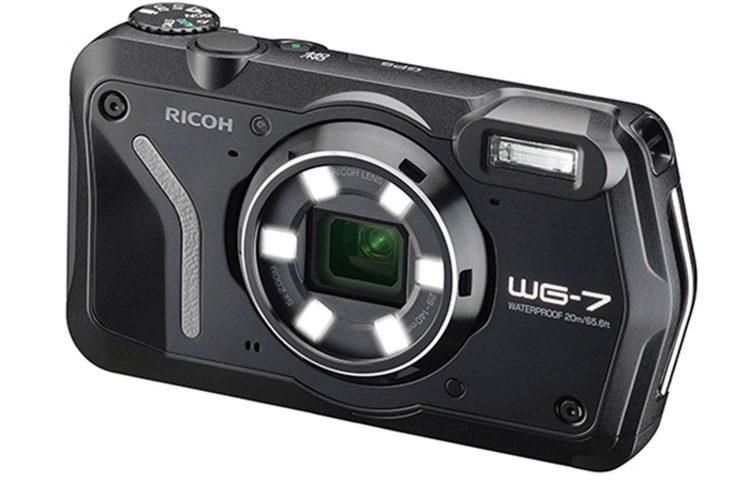 Ricoh WG-7 leak immagini