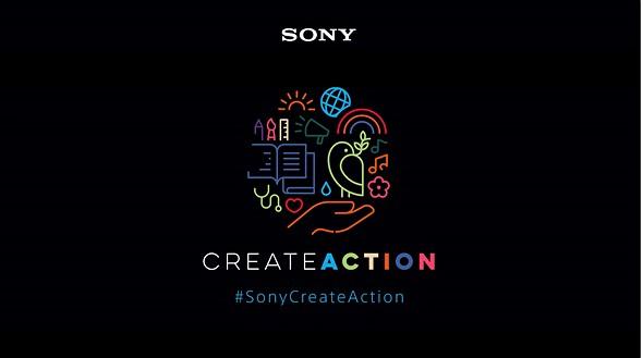 Sony Electronics Create Action