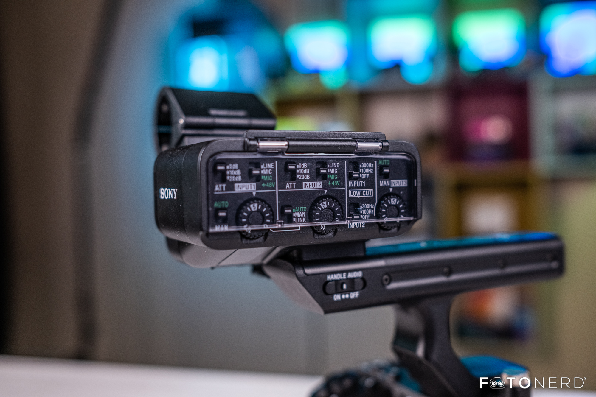 Sony FX3 Recensione