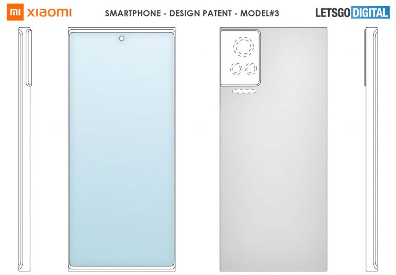 Xiaomi brevetto smartphone con fotocamere enormi