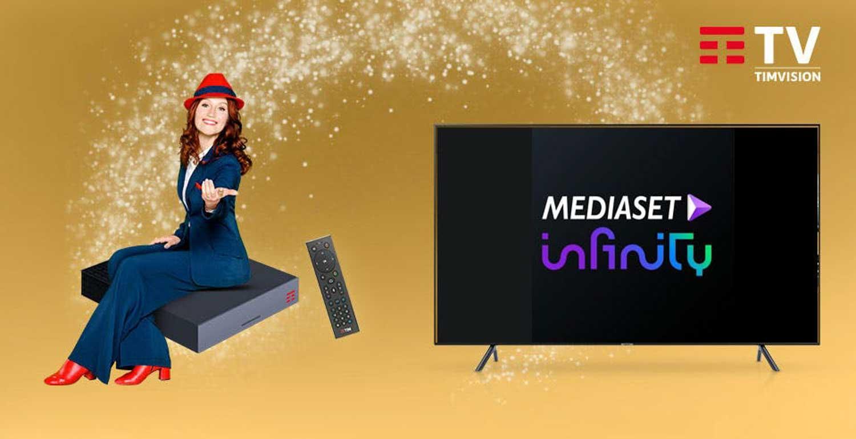 TimVision Mediaset