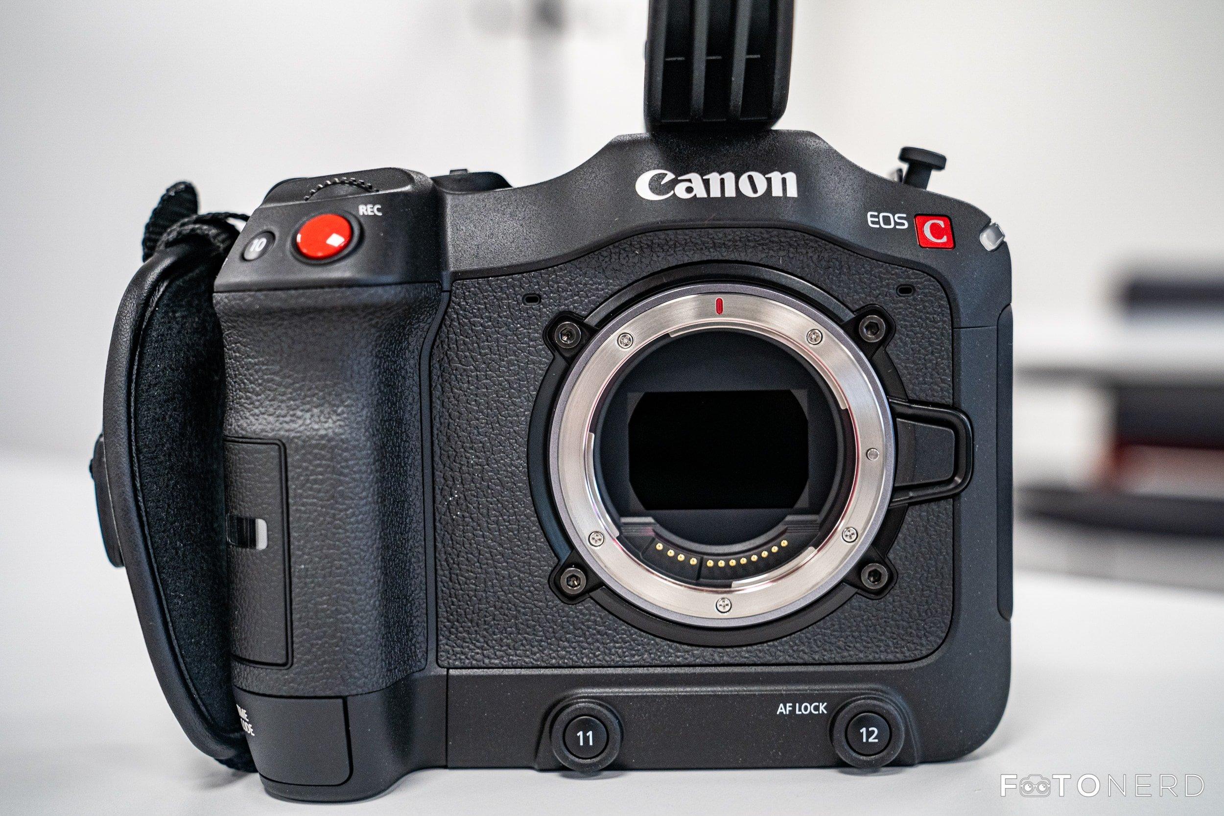 Canon EOS C70 firmware 1.0.1.1