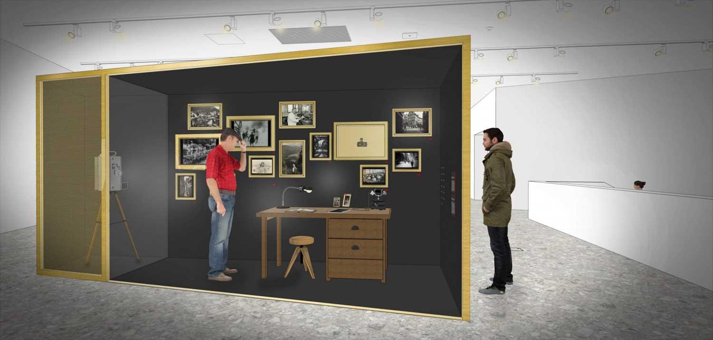 Ernst Leitz Museum fotografia interattiva