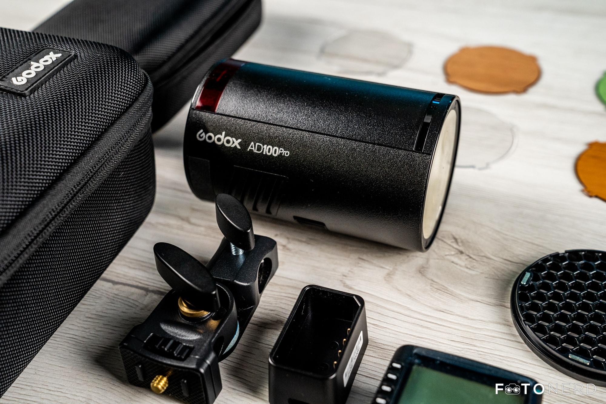 Godox AD100 Pro recensione