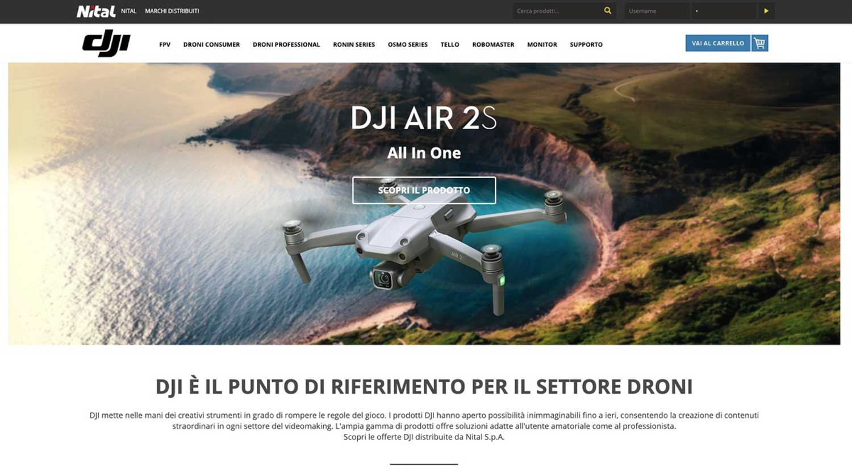 Nital DJI Store