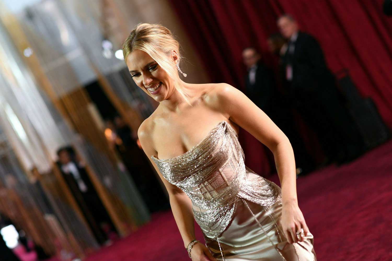Scarlett Johansson causa Disney