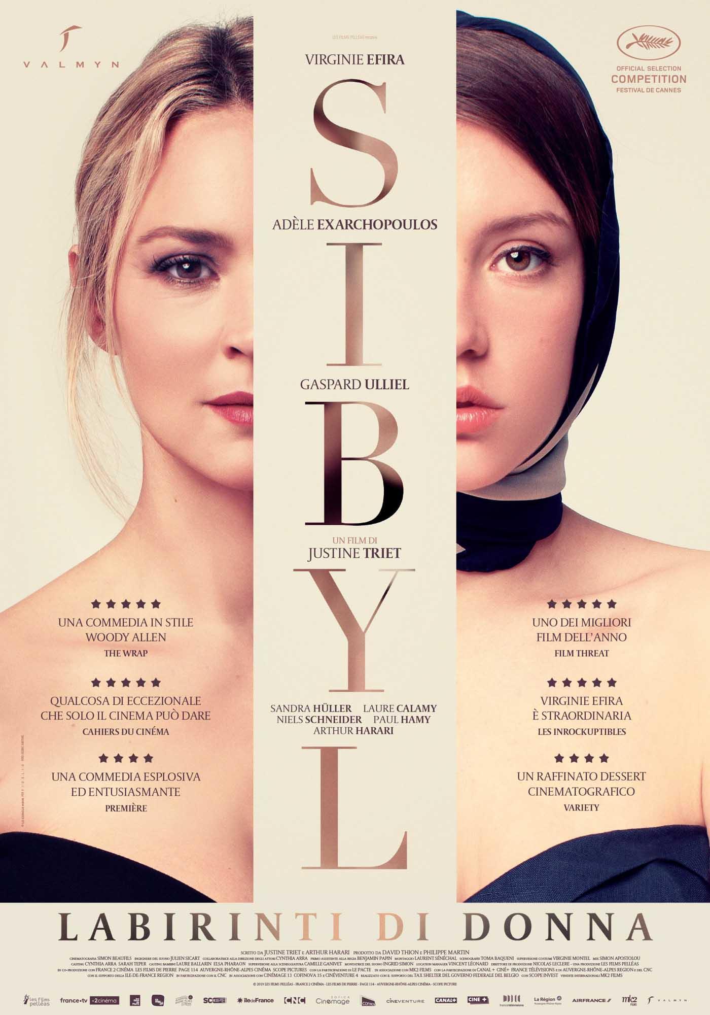 Sibyl Labirinti di donna