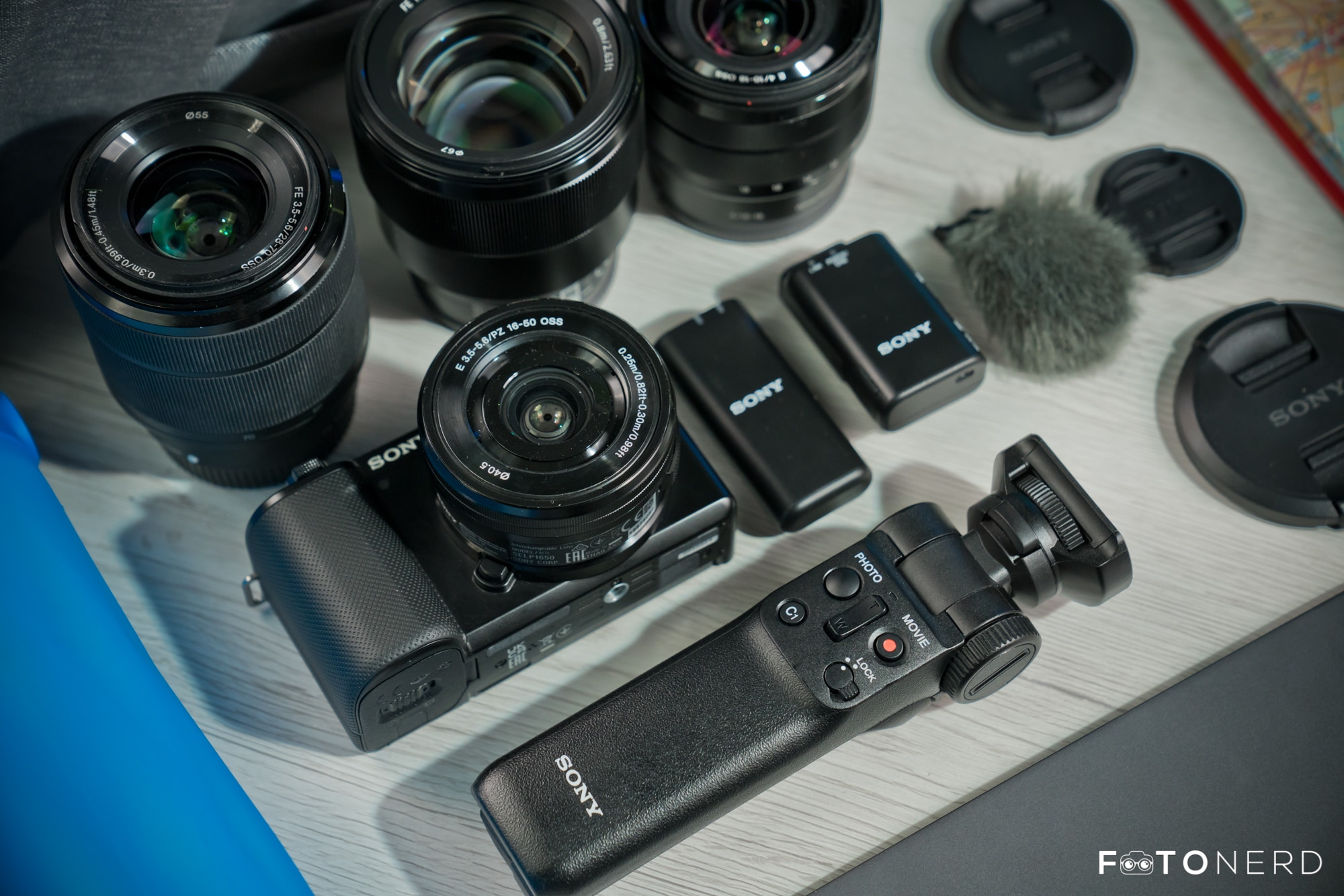 Sony ZV-E10 recensione