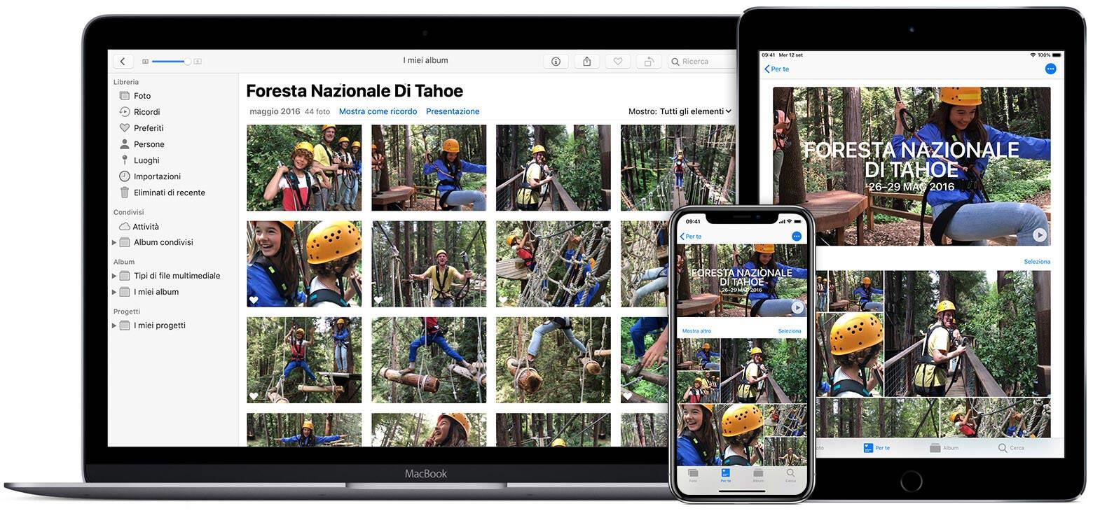 Apple controllerà le foto su iCloud
