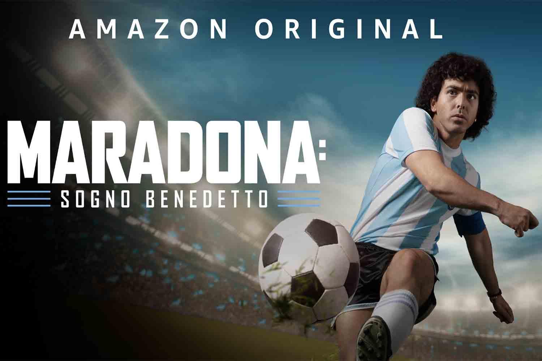 Maradona Sogno Benedetto Prime Video