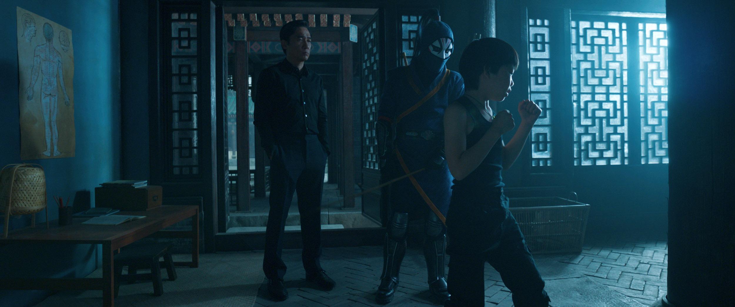 Shang-Ci e la Leggenda dei Dieci Anelli recensione