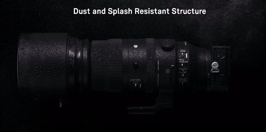 Sigma 150-600mm f/5-6.3 DG DN OS S