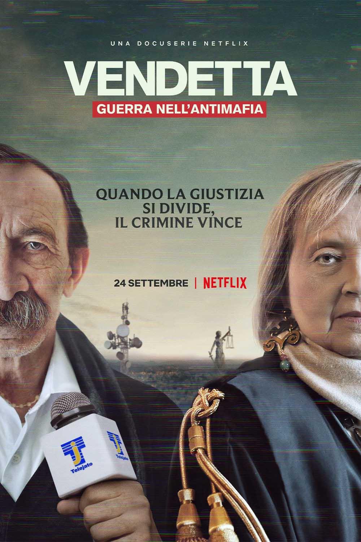 Vendetta: guerra nell'antimafia Netflix