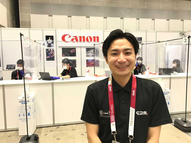 Canon Pro Service Tokyo 2020