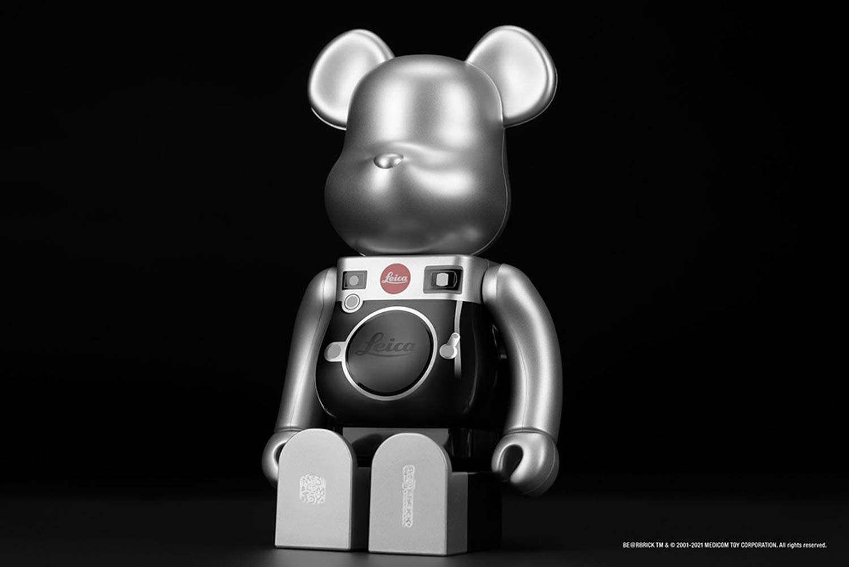 Leica giocattolo Bearbrick