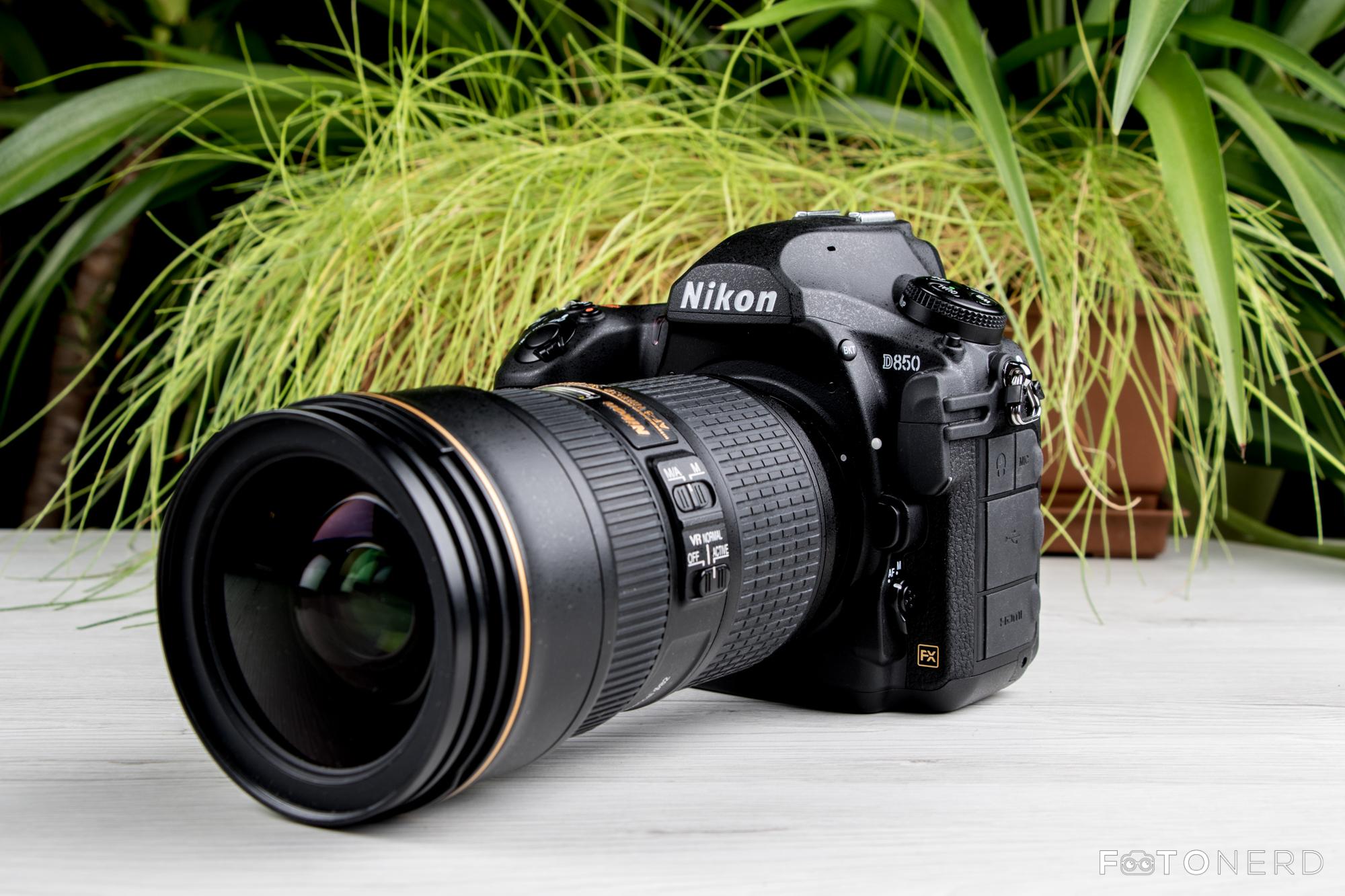 Nikon D850 fuori produzione