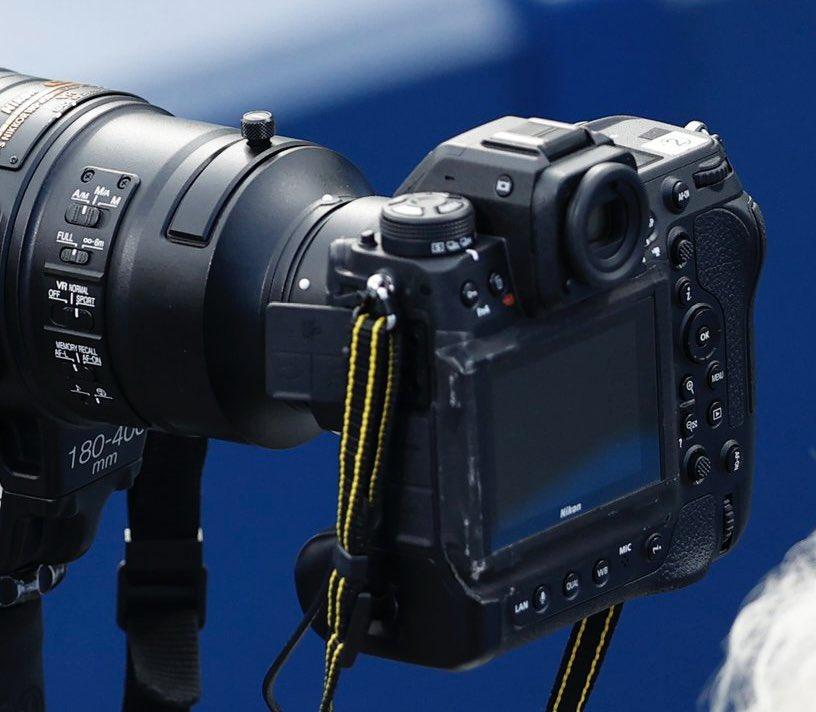 Nikon Z9 Olimpiadi Tokyo 2020