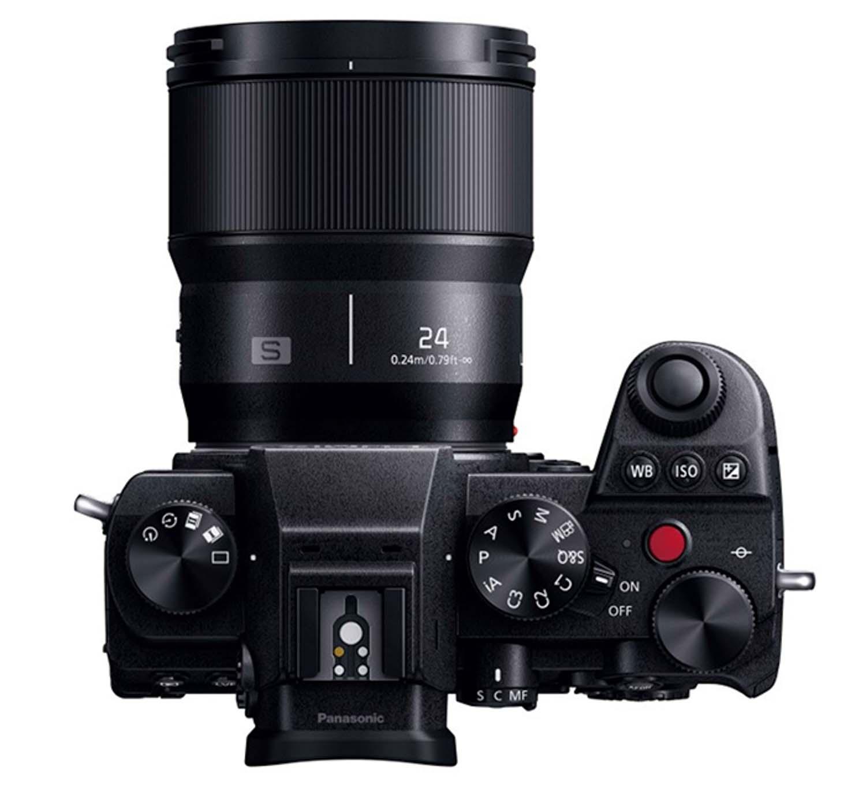 Panasonic Lumix S 24mm f/1.8 leak