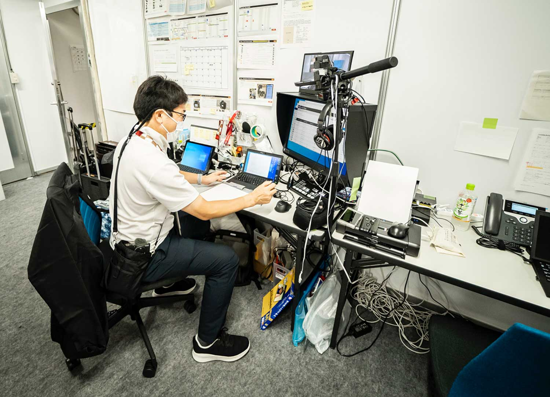 Sony assistenza Olimpiadi Tokyo 2020