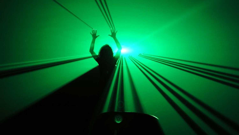 Sony avviso raggi laser