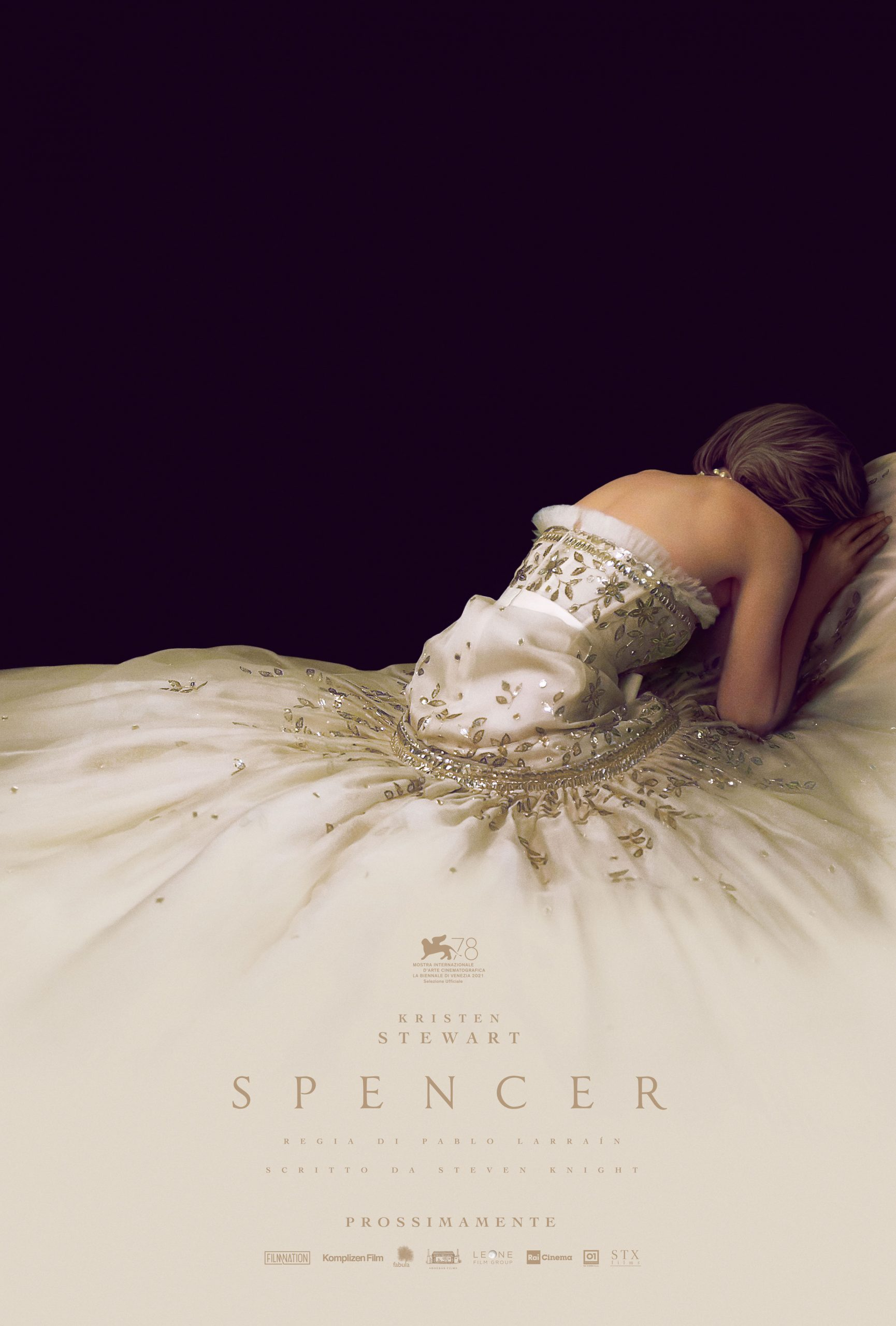 Spencer Trailer Ufficiale