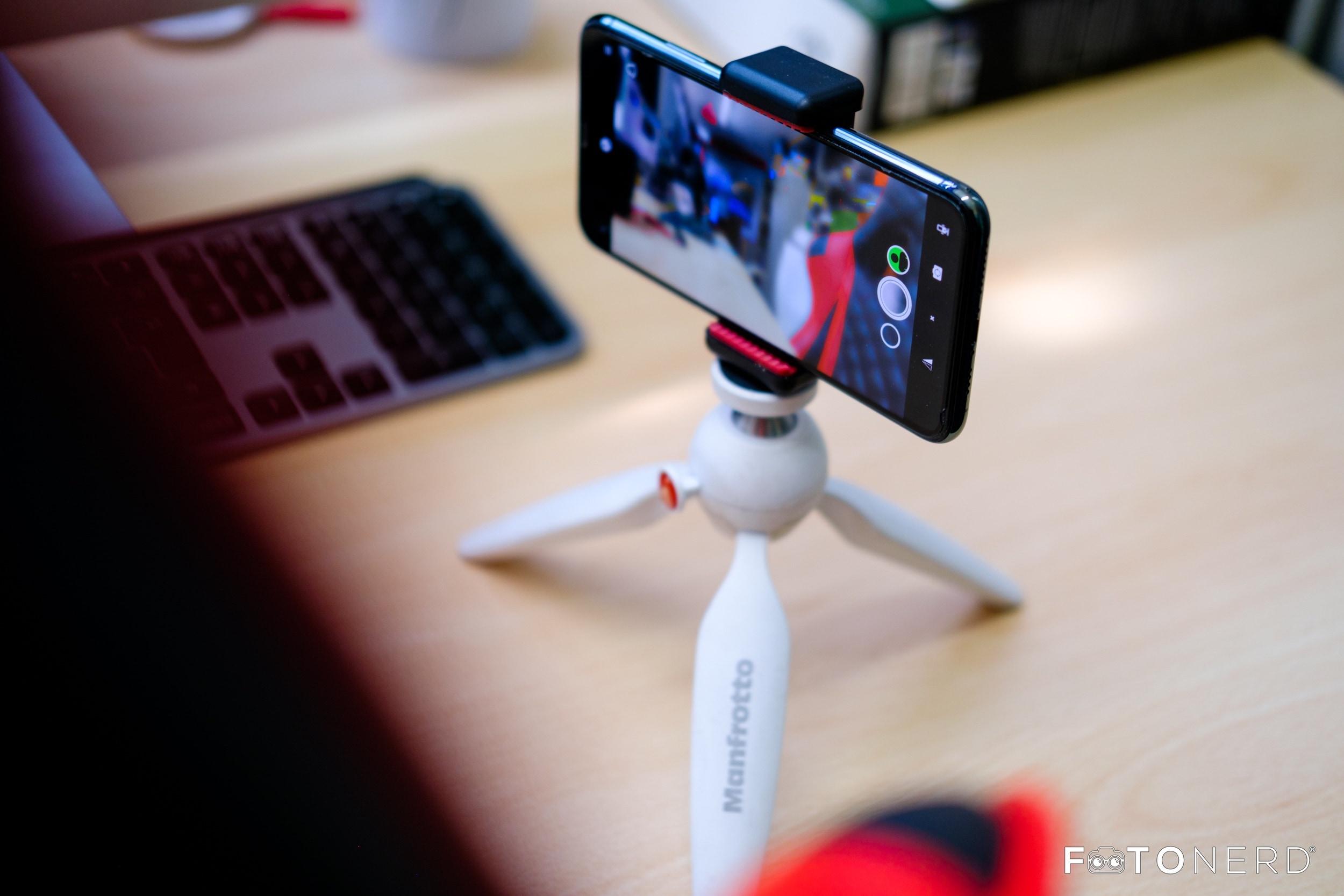 Usare smartphone come webcam