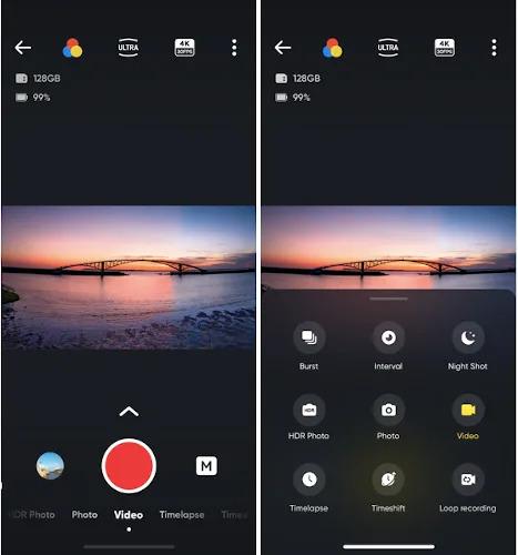 Insta360 app v1.6.1