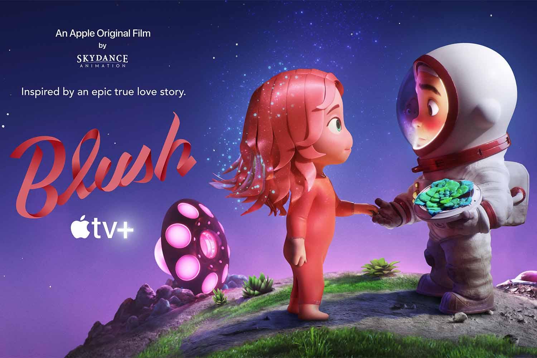 Blush Apple TV+