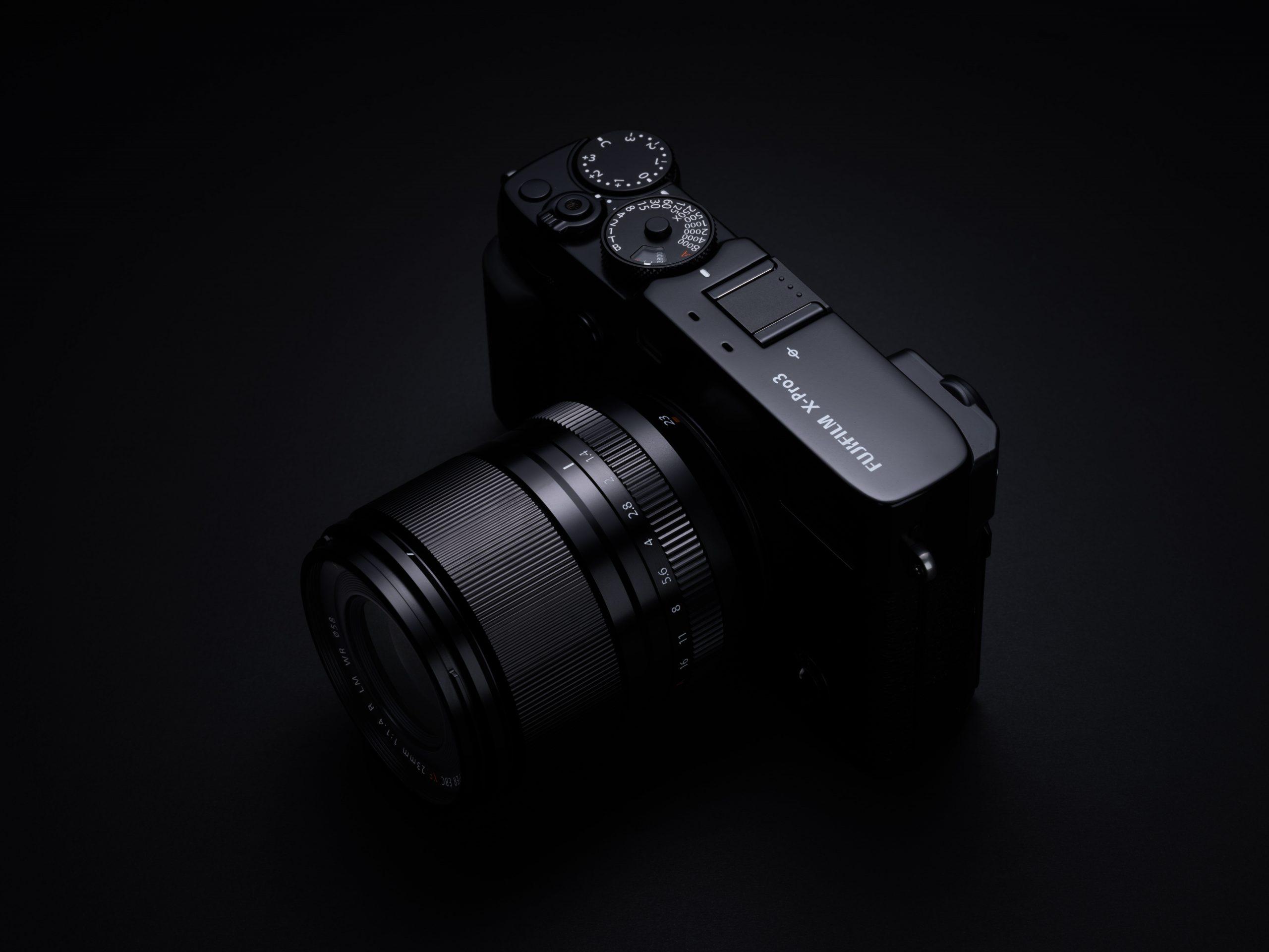 Fujifilm XF 23mm f/1.4 R LM WR