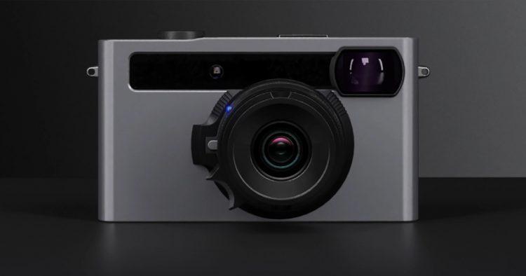 Pixii telemetro fotocamera